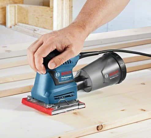 lijadora profesional para madera
